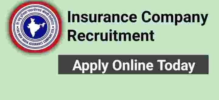 New India Assurance Company Ltd.Recruitment